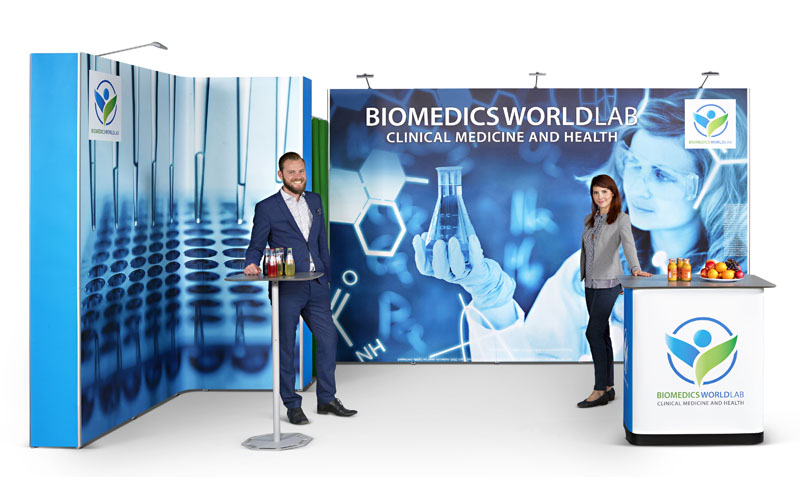 Expolinc Pop Up Magnetic - Biomedics