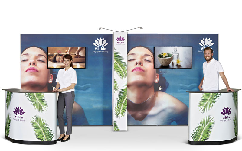 Expolinc Pop Up Magnetic - Within Spa