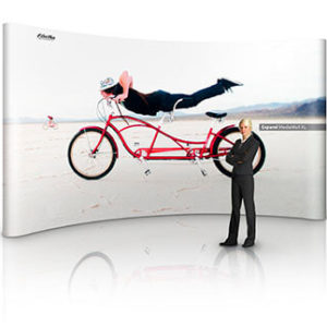 Faltdisplay Expand Mediawall XL 5x3