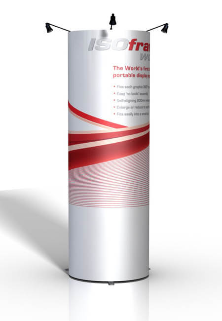 ISOFrame Wave - Modul (Zylinder)