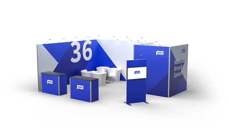 Modulares Messesystem ayble 36 Rahmen
