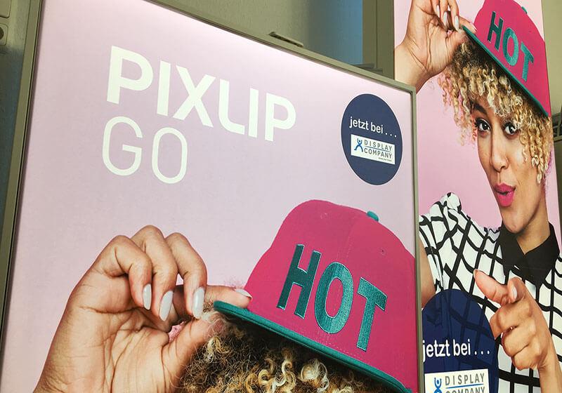 PIXLIP GO Showroom