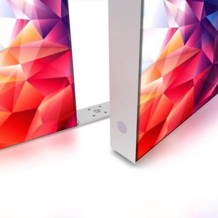PIXLIP Messebau - Tür-Modul offen