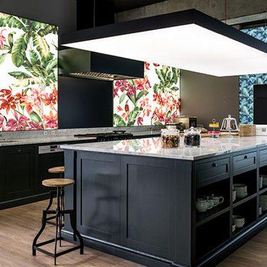Deckenleuchtkasten Muro Küche