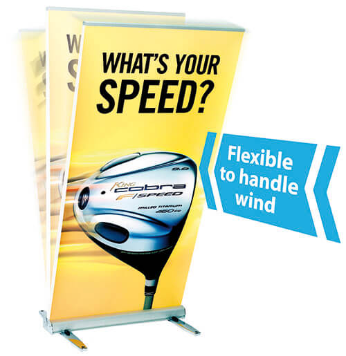 Expand MediaScreen 2 outdoor windbeständig