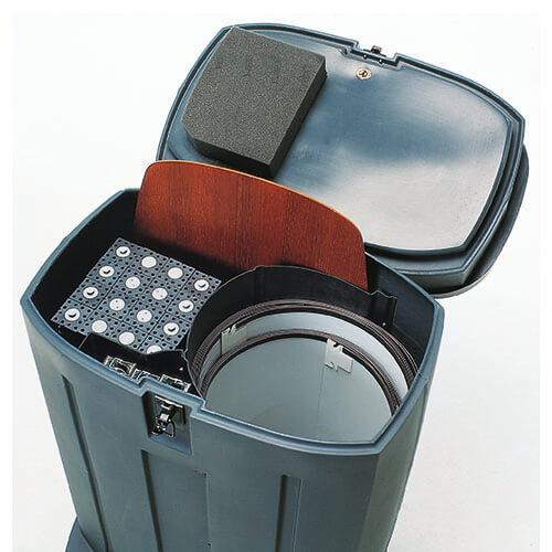 Expand PodiumBox gefüllt mit Pop Up