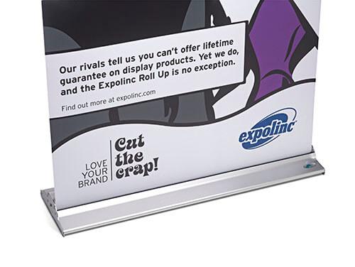 Expolinc Roll Up Classic Cassette