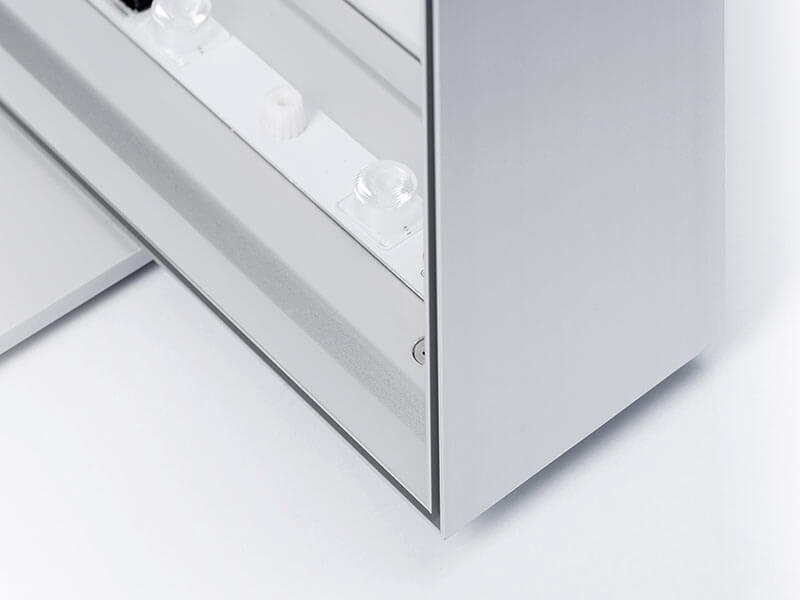 OCTAnorm OCTALUMINA 120 Aluminiumrahmen Profil