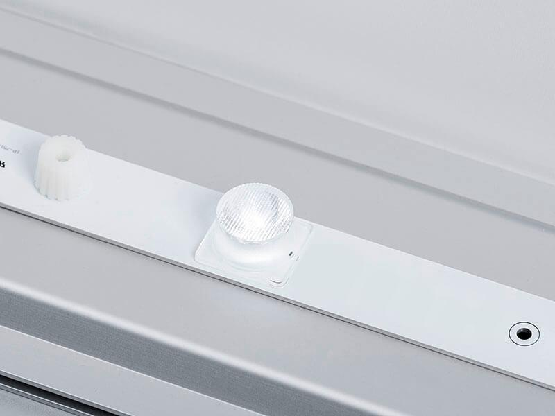 OCTAnorm OCTALUMINA 120 LED Ausleuchtung