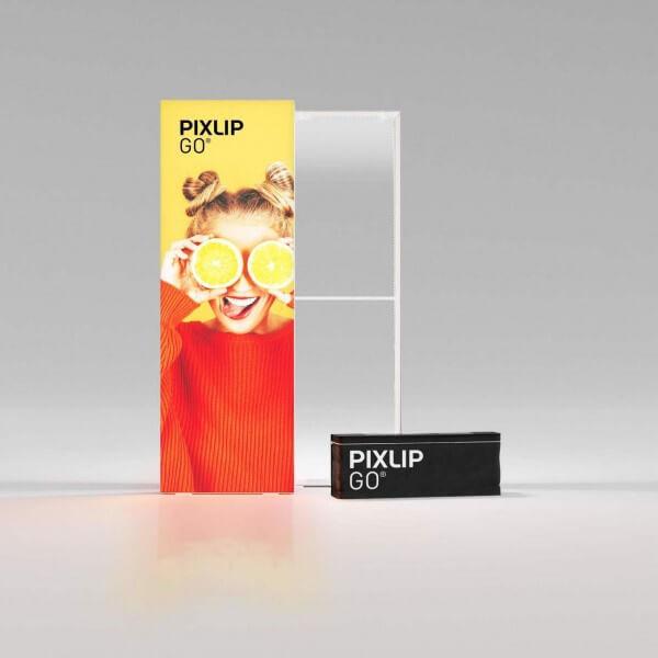 PIXLIP GO LED Leuchtrahmen 085250