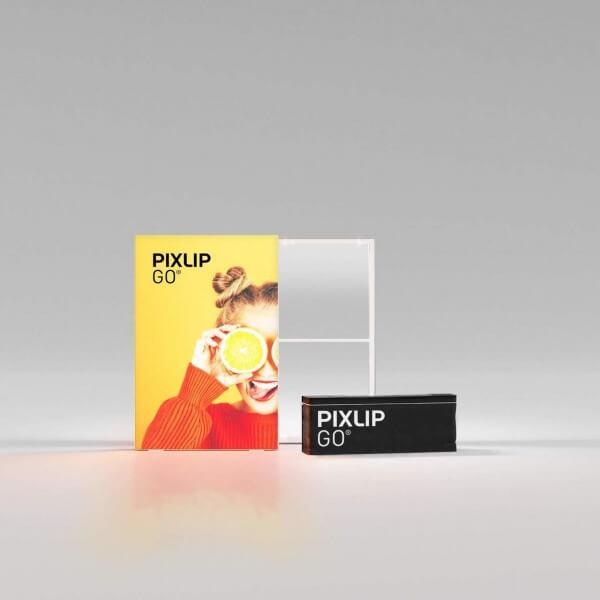 PIXLIP GO LED Leuchtrahmen 100x150 cm