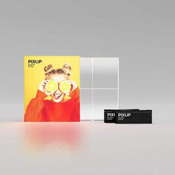 PIXLIP GO LED Leuchtrahmen 185200