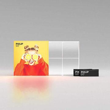 PIXLIP GO LED Leuchtrahmen 200200