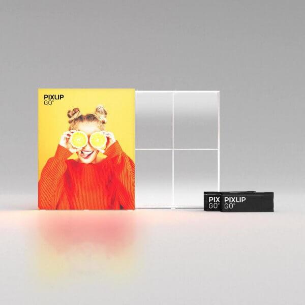 PIXLIP GO LED Leuchtrahmen 200x250 cm
