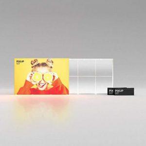 PIXLIP GO LED Leuchtrahmen 300200