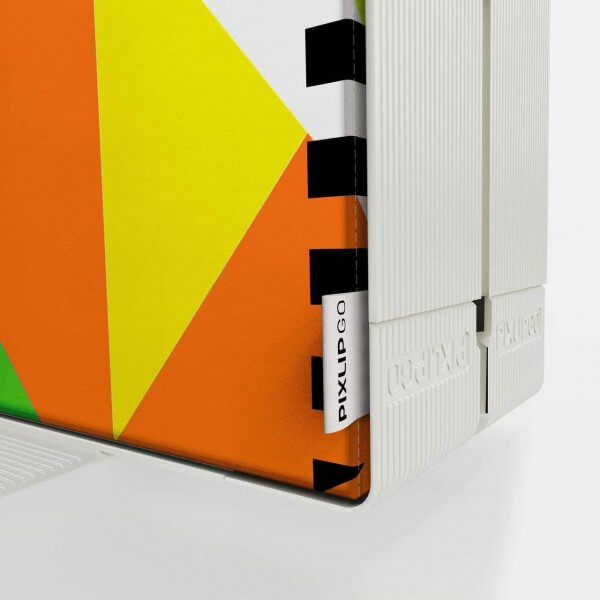 PIXLIP GO LED Leuchtrahmen Textildruck