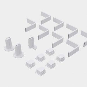 PIXLIP-GO Zubehör Verbinder Set
