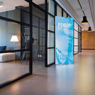 PIXLIP POP Leuchtrahmen Büro