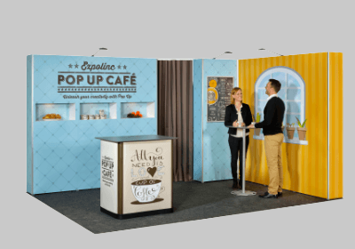 Expolinc Pop up Magnetic Customer Collection