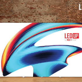 BIG LEDUP mobile Lightbox