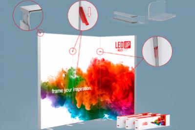 LEDUP mobile Lightbox
