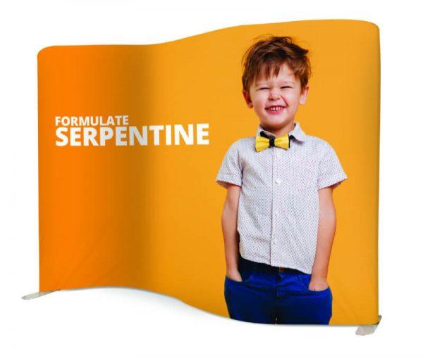 Textilspannrahmen Formulate Serpentine