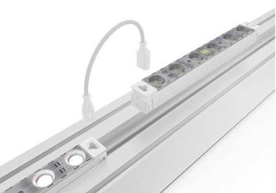 PIXLIP Messebausystem LED Beleuchtung